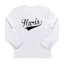 Haris, Retro, Long Sleeve T-Shirt