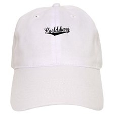 Healdsburg, Retro, Baseball Baseball Cap