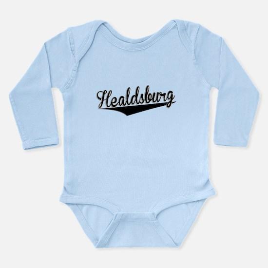 Healdsburg, Retro, Body Suit