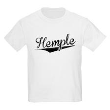 Hemple, Retro, T-Shirt