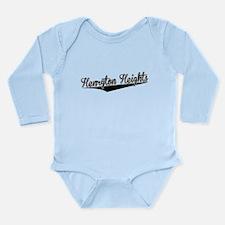 Henryton Heights, Retro, Body Suit