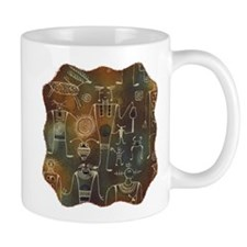 Hopi Petroglyphs Mug