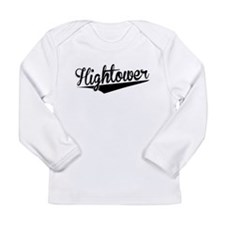 Hightower, Retro, Long Sleeve T-Shirt