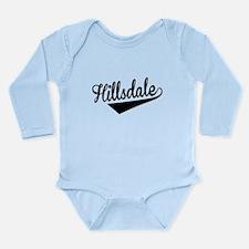 Hillsdale, Retro, Body Suit