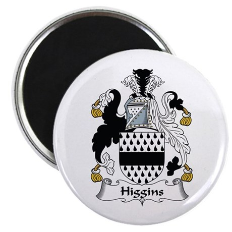 "Higgins 2.25"" Magnet (100 pack)"