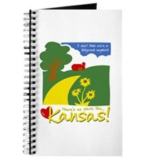 There's No Place Like Kansas Journal