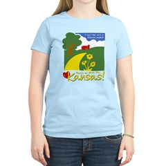 There's No Place Like Kansas T-Shirt