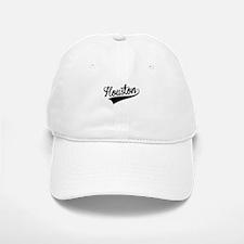 Houston, Retro, Baseball Baseball Baseball Cap