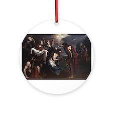 Savonanzi - Baptism of Christ - Circa 1630 - Paint