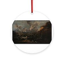 Salvator Rosa - Tobias and the Angel - Circa 1670