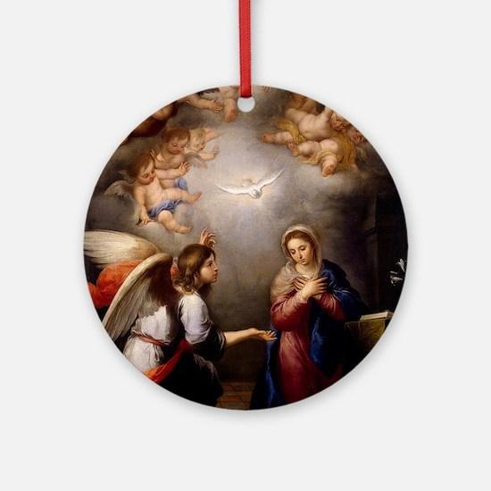 Bartolome Esteban Murillo - The Annunciation - C O