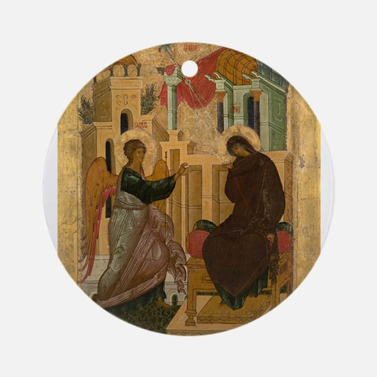 Anonymous - The Annunciation - 15th century Orname