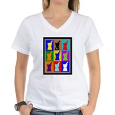 Pharmacist blanket popart 1 T-Shirt