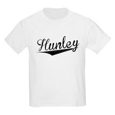 Hunley, Retro, T-Shirt