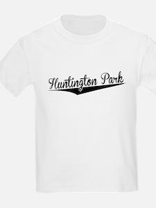 Huntington Park, Retro, T-Shirt