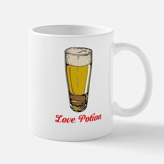 Love Potion Mugs