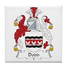 Dodd Tile Coaster