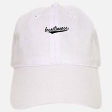 Incontinence, Retro, Baseball Baseball Baseball Cap