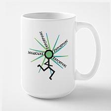 Funny Runner Endorphins (design Left) Mugs