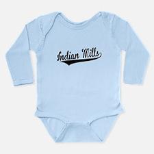 Indian Mills, Retro, Body Suit