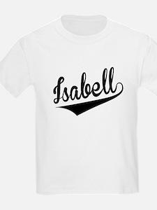 Isabell, Retro, T-Shirt