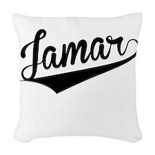 Jamar, Retro, Woven Throw Pillow