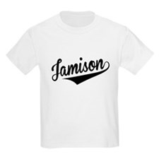Jamison, Retro, T-Shirt