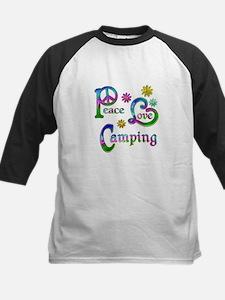 Peace Love Camping Tee