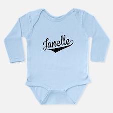 Janelle, Retro, Body Suit
