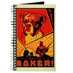 Obey the Boxer! Journal