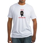 Ninja Controller Fitted T-Shirt