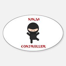 Ninja Controller Decal