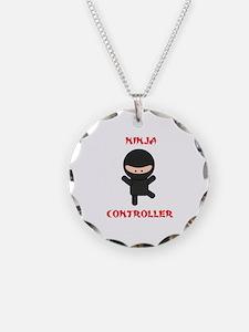 Ninja Controller Necklace