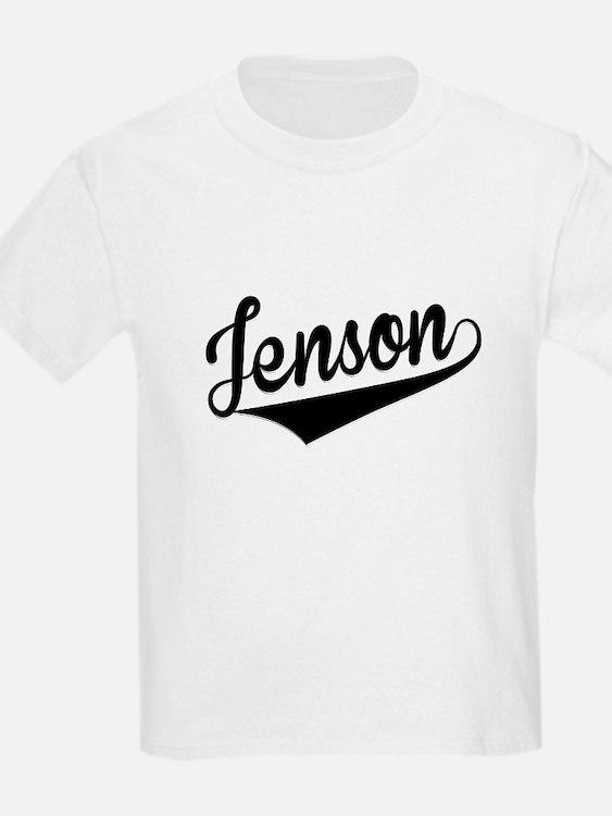 Jenson, Retro, T-Shirt