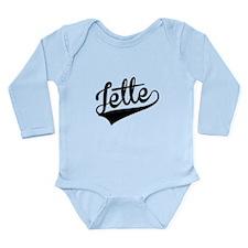 Jette, Retro, Body Suit