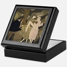 Surprise by George Barbier Keepsake Box