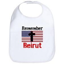 Remember Beirut Bib