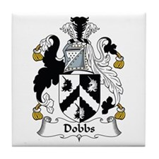 Dobbs Tile Coaster