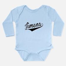 Jimena, Retro, Body Suit