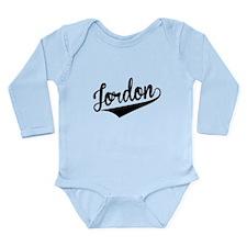 Jordon, Retro, Body Suit