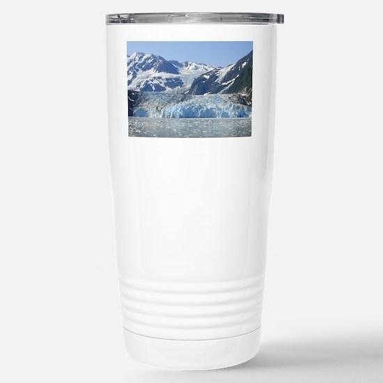 Where Glacier Meets Oce Stainless Steel Travel Mug