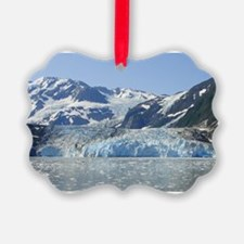 Where Glacier Meets Ocean Ornament
