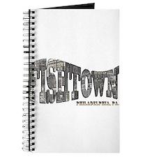 Philadelphia Fishtown: Artist made original graphi