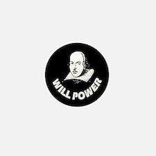 Will Power Mini Button