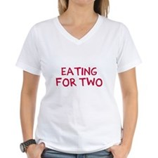 Eating For Two Drinking For Shirt