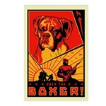 Obey the Boxer! Postcards (Package of 8)