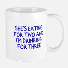 Drinking For Three Mug