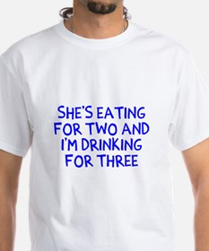 Drinking For Three Shirt
