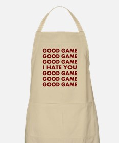 Good Game I Hate You Apron