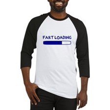 Fart Loading Baseball Jersey